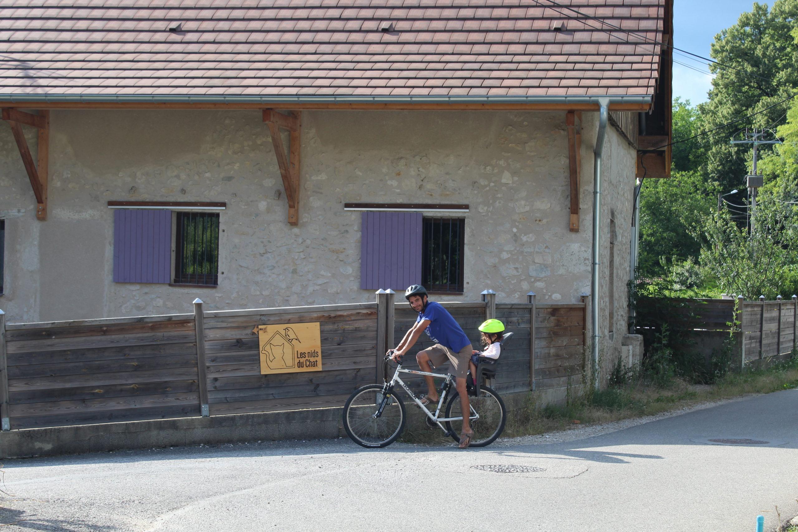 Prêt vélos pour chemins VTT autour